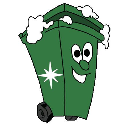 Mr Tidy bins trash bin cleaning service logo